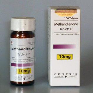 Methandienone en France
